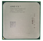 AMD Bulldozer FX-8150 CPU