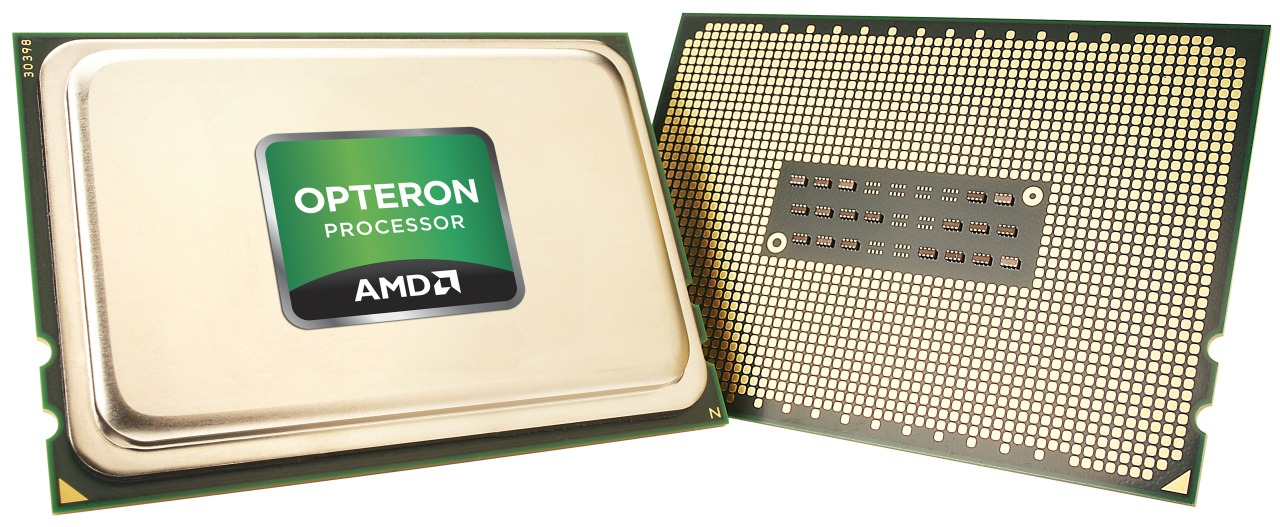 Opteron 6200 Series (Interlagos) CPU