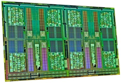 Opteron 6200 Series (Interlagos) 16core Die