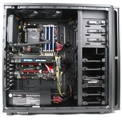 Antec P280 Assembled Interior