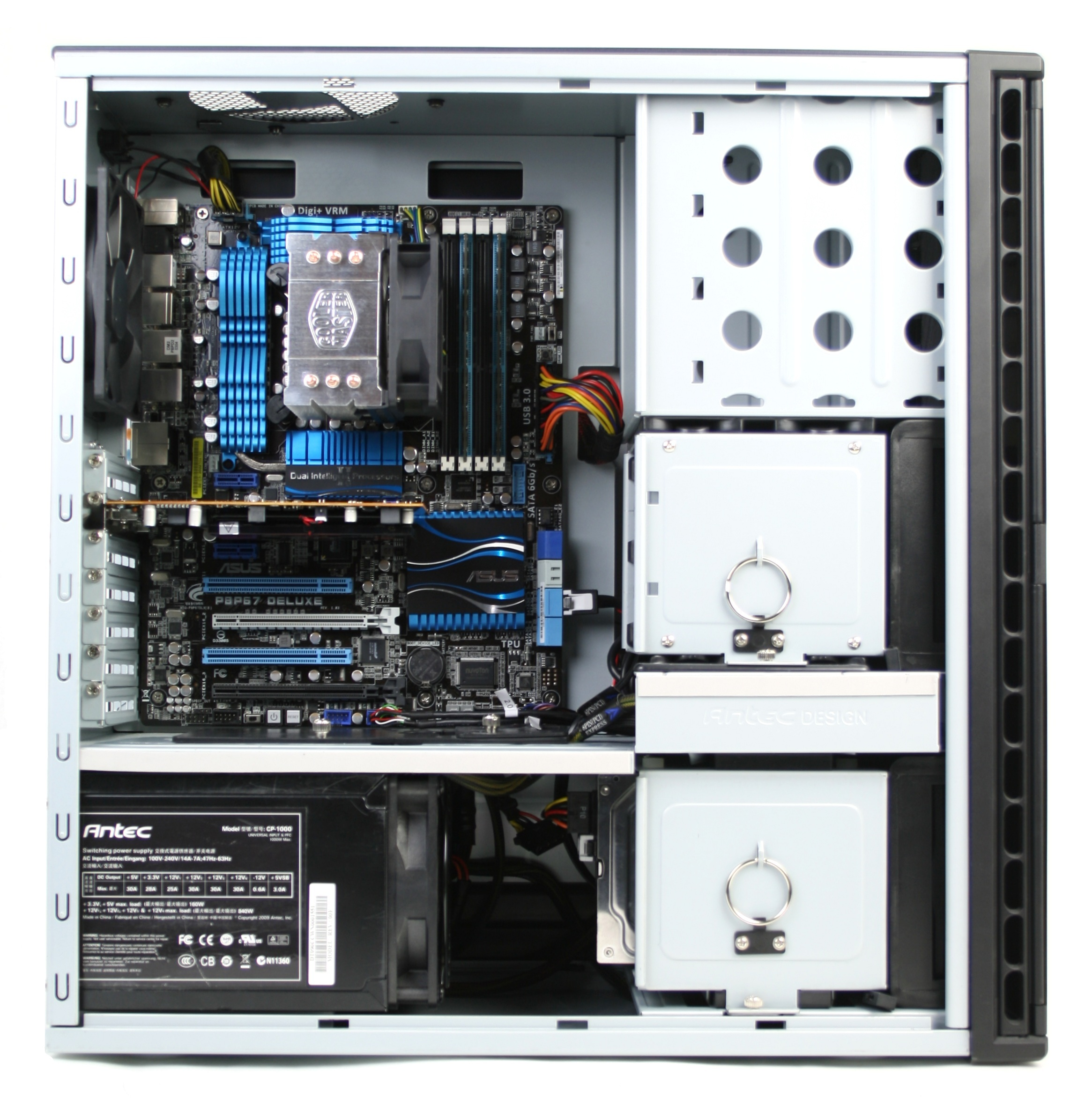 Cooler Master Hyper TX3 Assembled