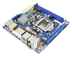 Intel DH77DF Angled Picture
