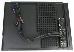 BitFenix Prodigy Front Ports and Drive Mounting