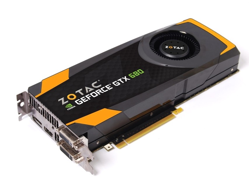 Zotac GeForce GTX 680 video card