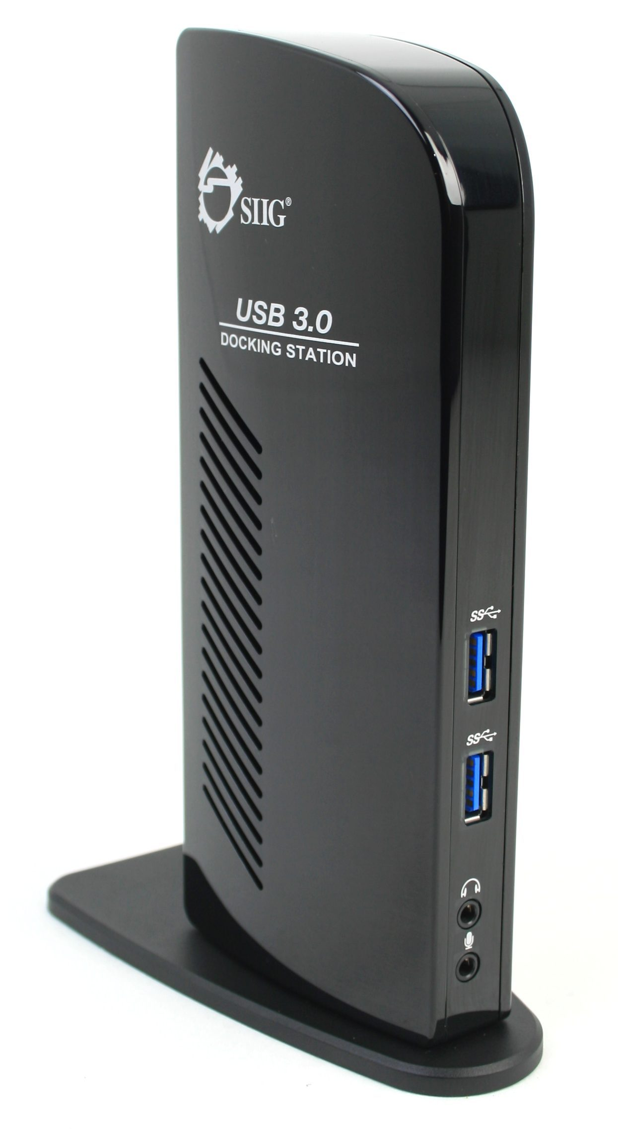 SIIG USB 3.0 Dual Head Docking Station Front
