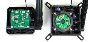 Corsair Hydro H60 Pump Internal