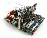 Custom Liquid Cooled Computer