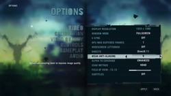 Far Cry 3 Video Settings