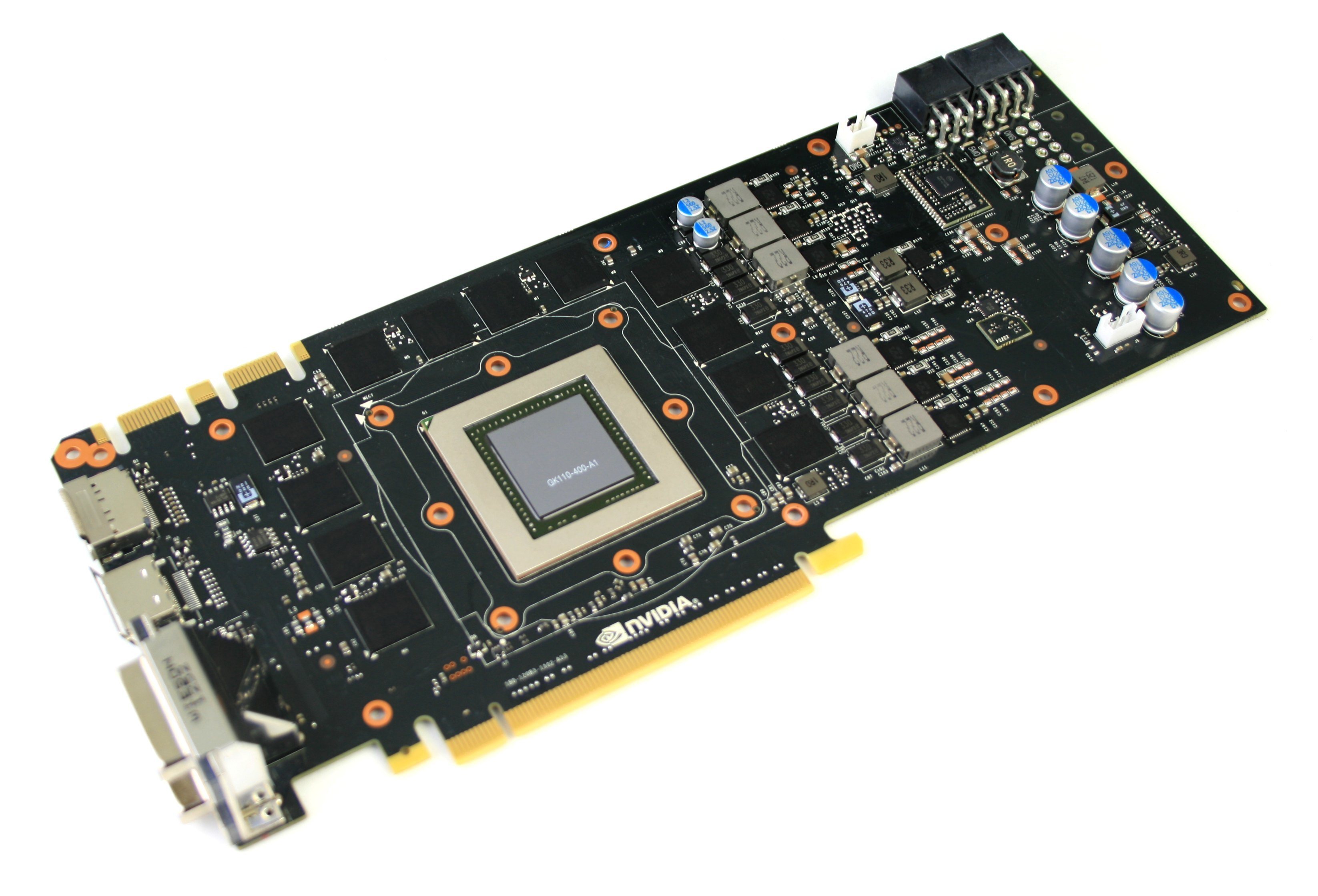 NVIDIA Geforce GTX Titan 6GB bare card