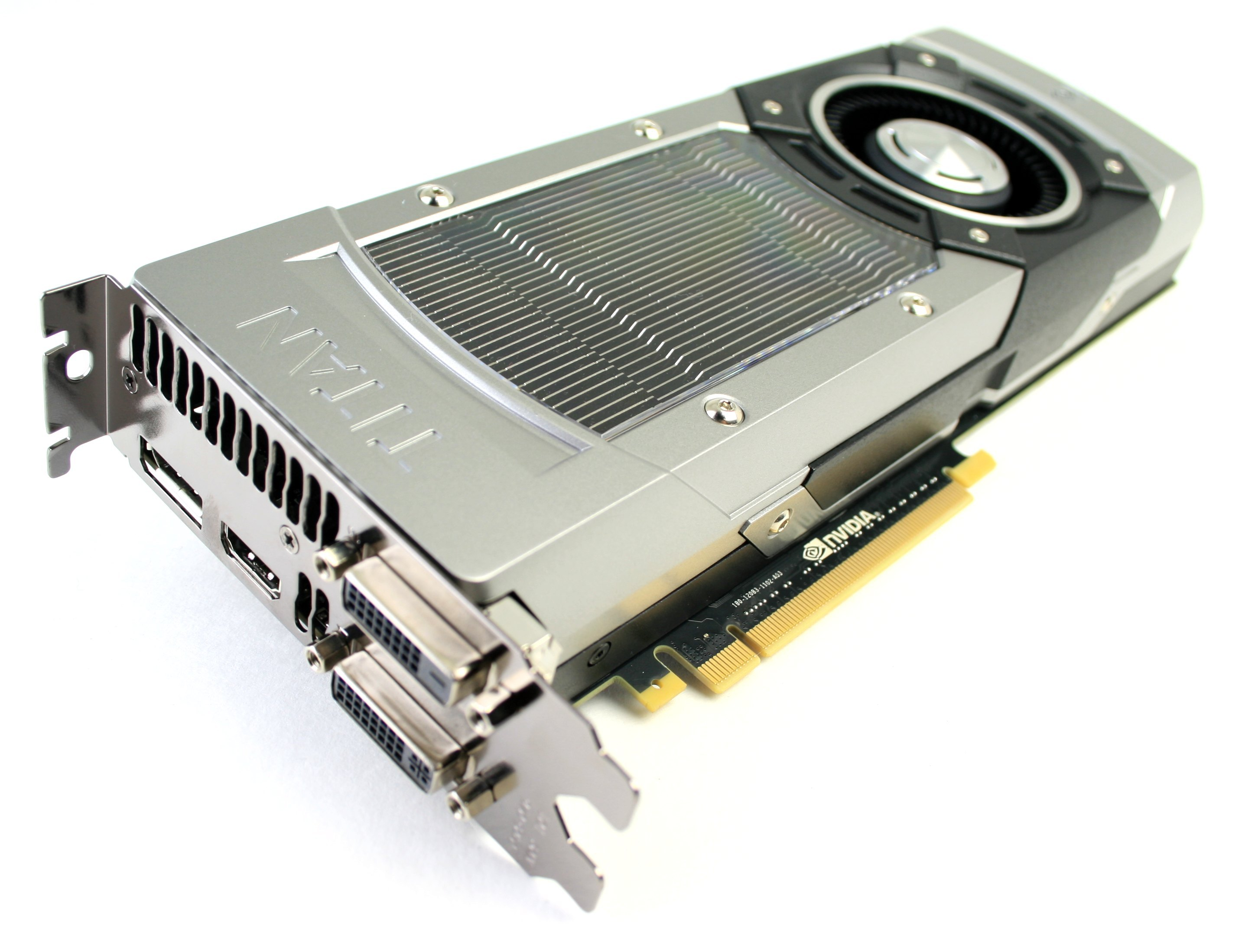 NVIDIA Geforce GTX Titan 6GB