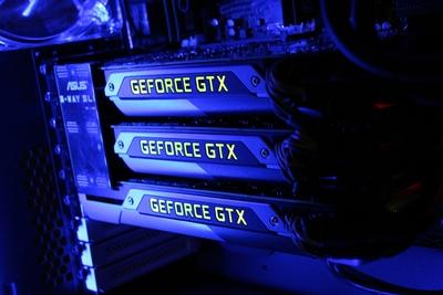 NVIDIA Geforce GTX Titan Installed