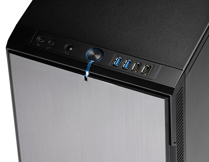Fractal Design Define XL R2 Front Ports