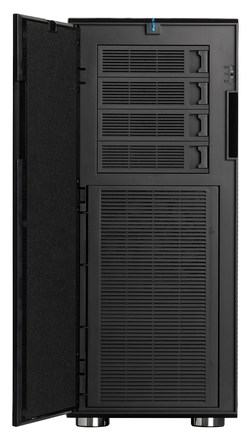 Fractal Design Define XL R2 Door Open