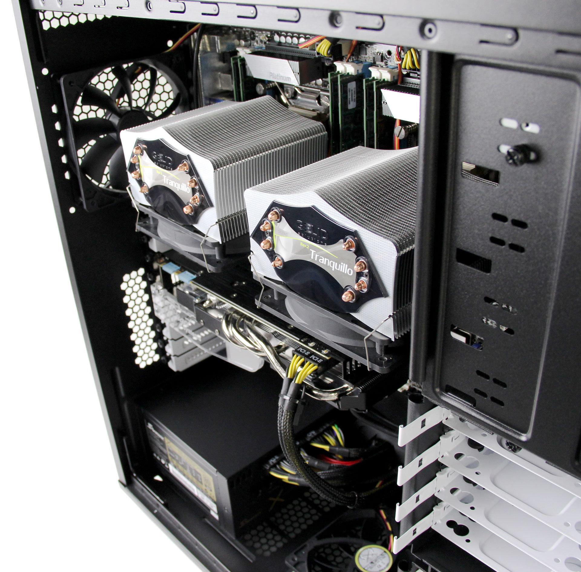 Fractal Design Define XL R2 Air Cooled System 2