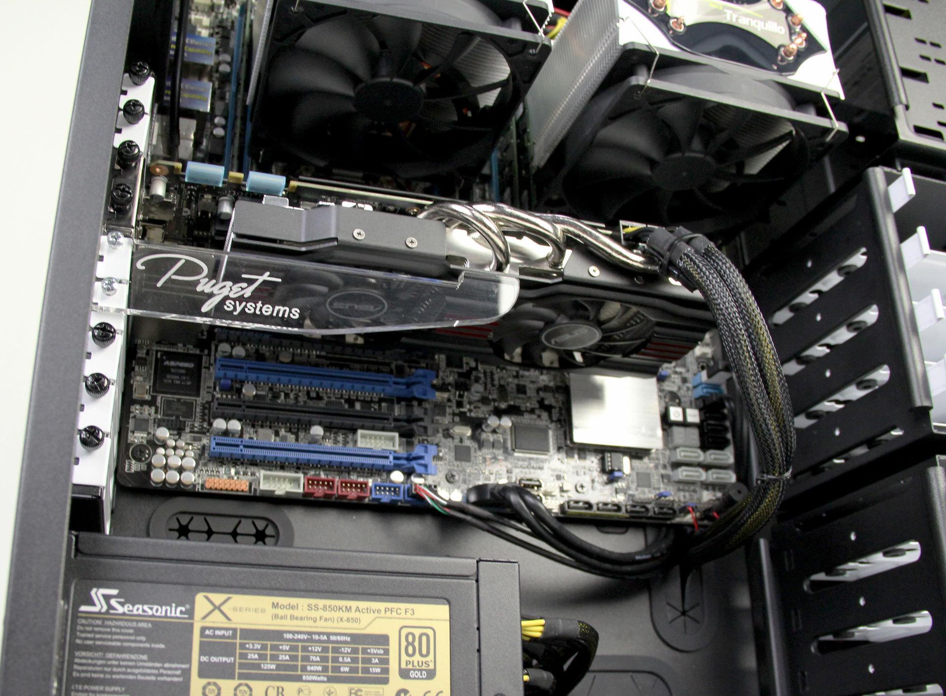Fractal Design Define XL R2 Air Cooled System 3