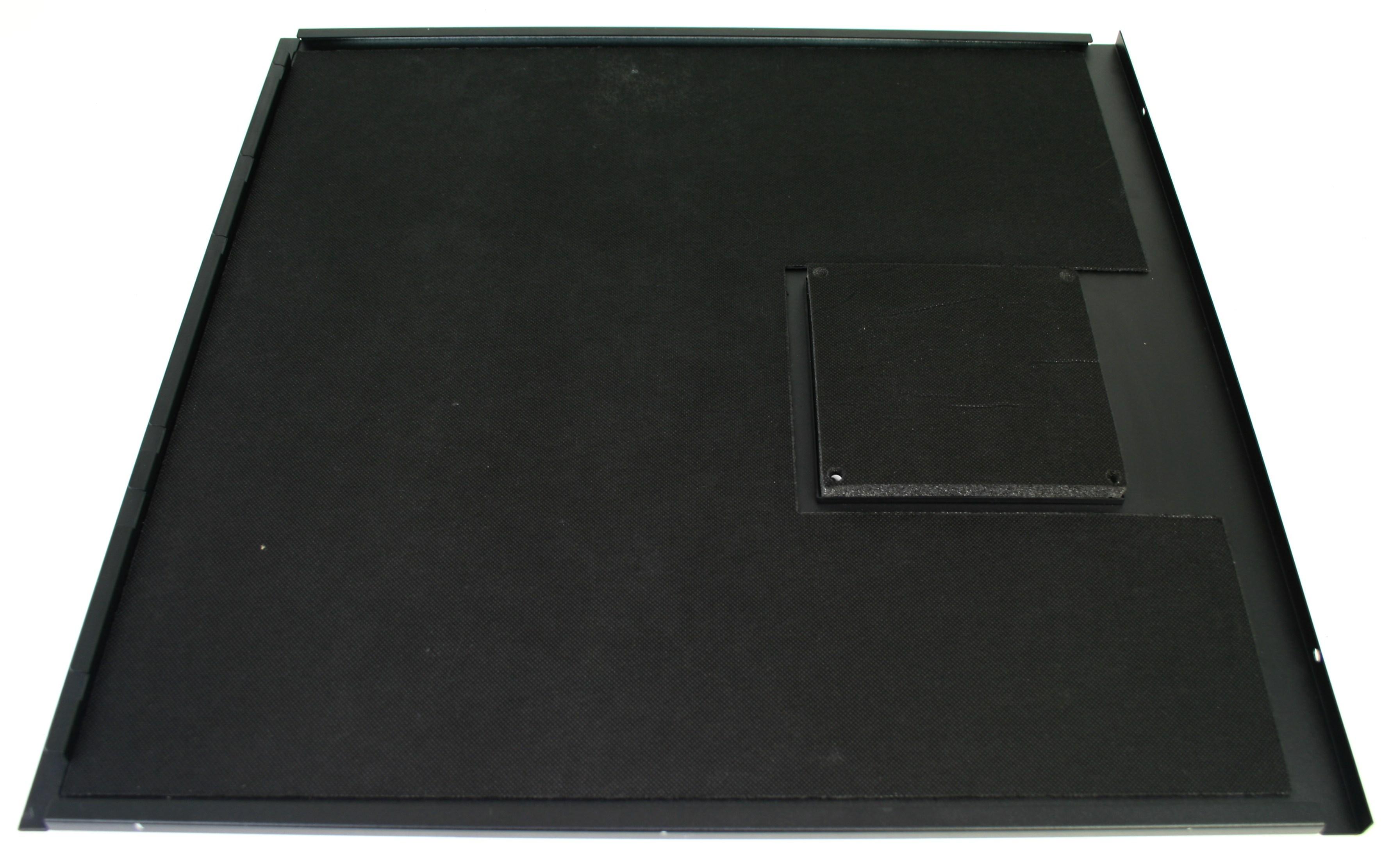 Fractal Design Define XL R2 Acoustic dampening material