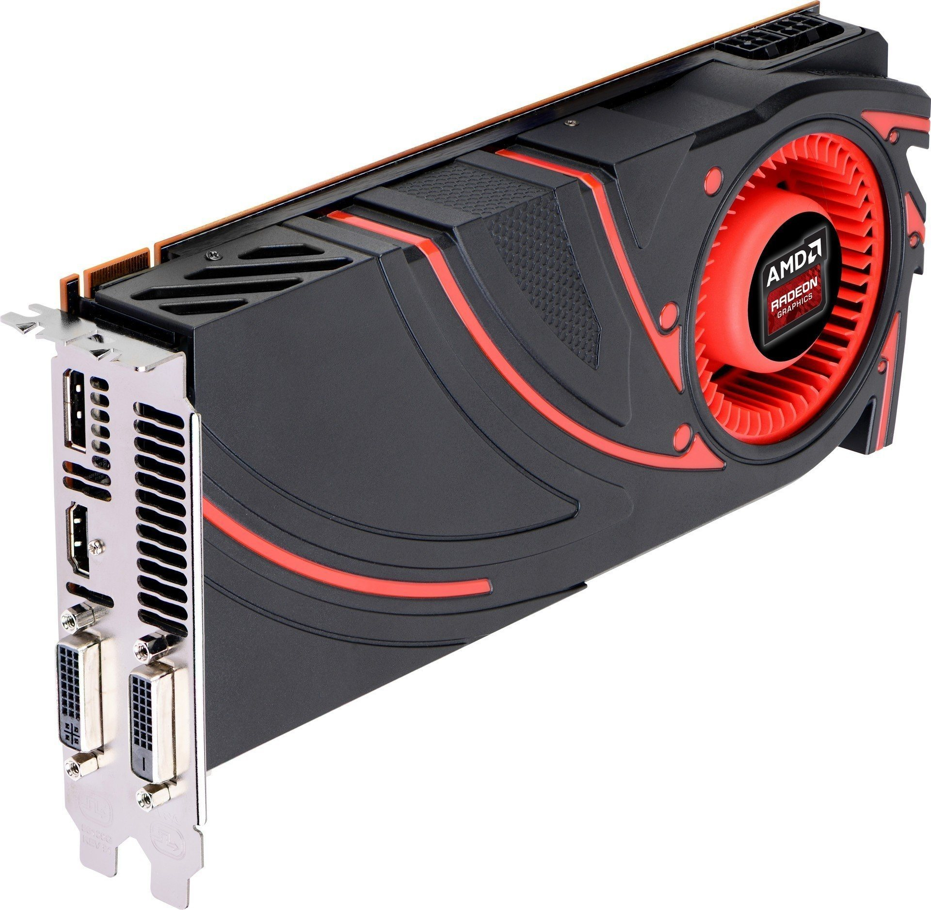 Configure PC w/ AMD Radeon R9 270X 2GB Video Card