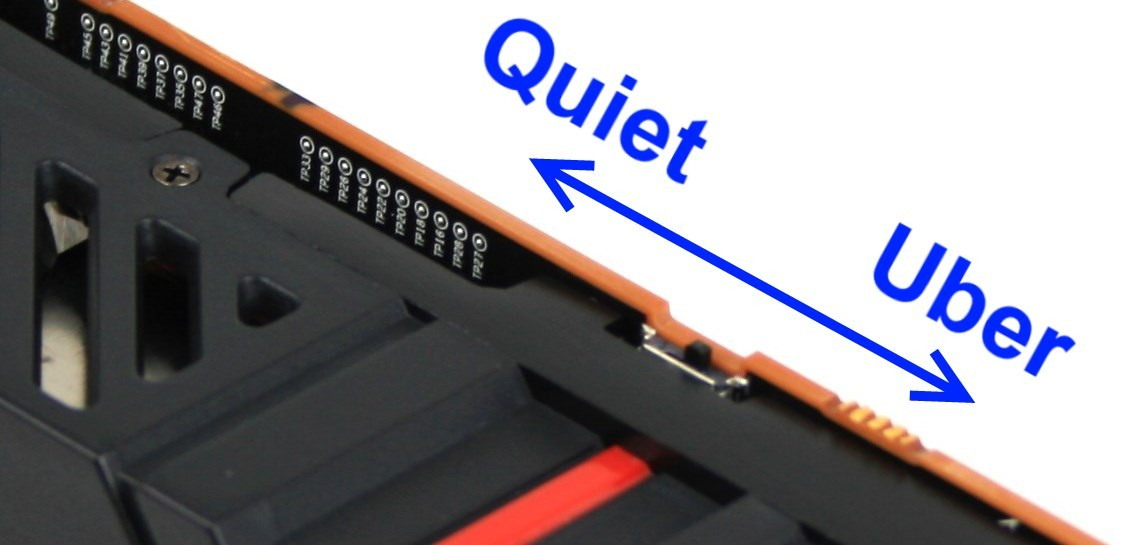 AMD Radeon R9 290X Quiet Uber Switch