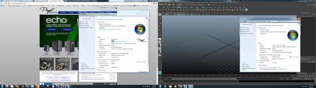 XenDesktop virtual desktop dual monitor