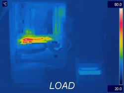 thermal image exmaple