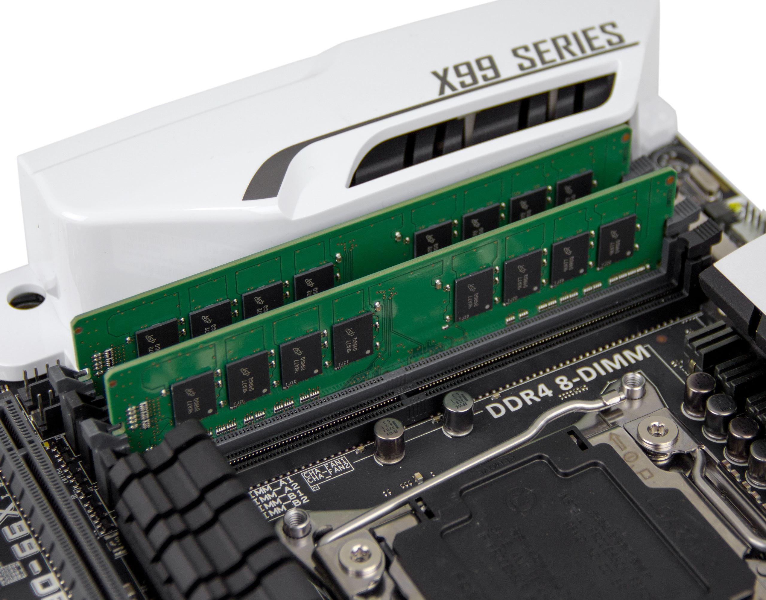 X99 DDR4 RAM