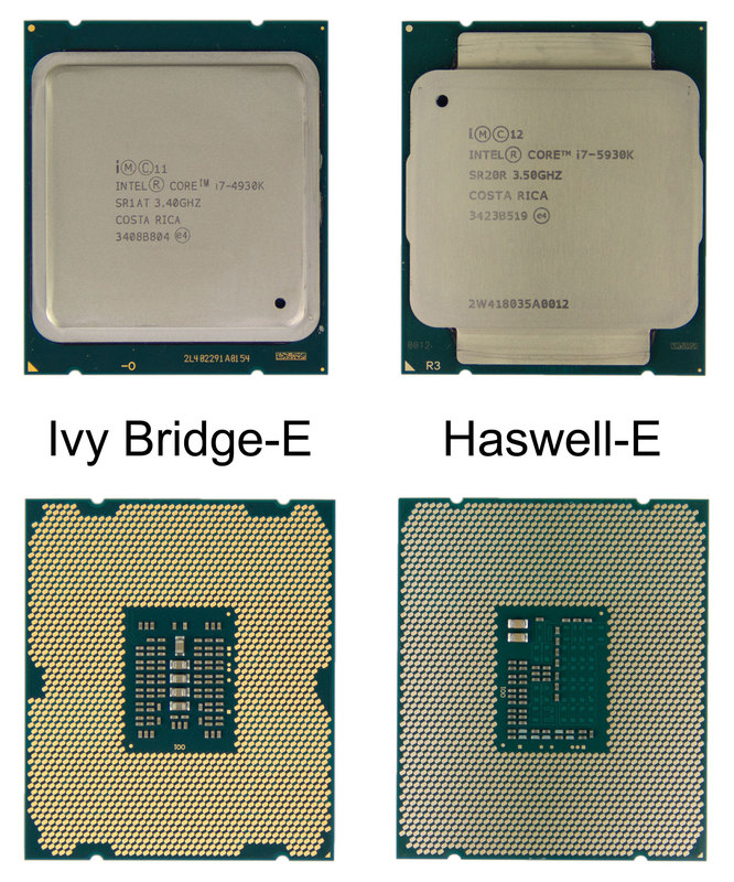 X79 vs X99: What is new in X99 and Haswell-E