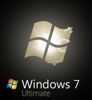 Windows 7 Ultimate Logo