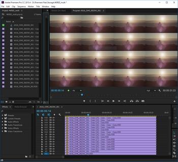 Adobe Premiere Pro CC 2015 4 Storage Optimization