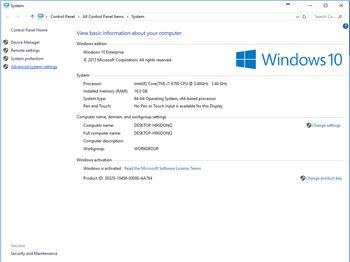SSD optimization in Windows 10