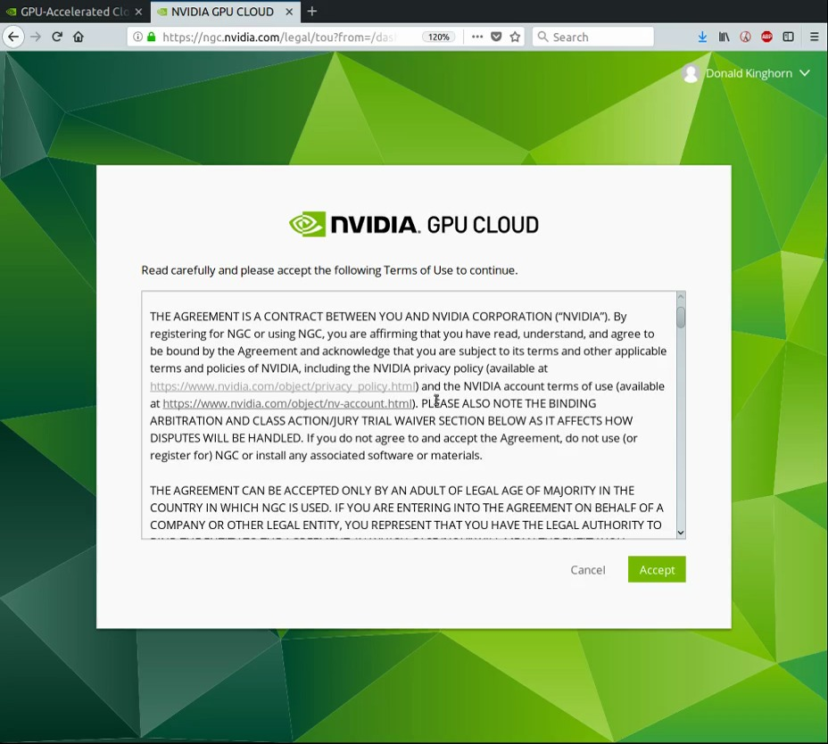 How-To Setup NVIDIA Docker and NGC Registry on your Workstation