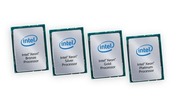Intel Xeon Scalable CPUs