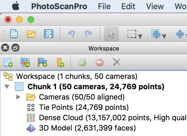 Agisoft PhotoScan 1 4 1 - Apple iMac Pro and Mac Pro vs PC