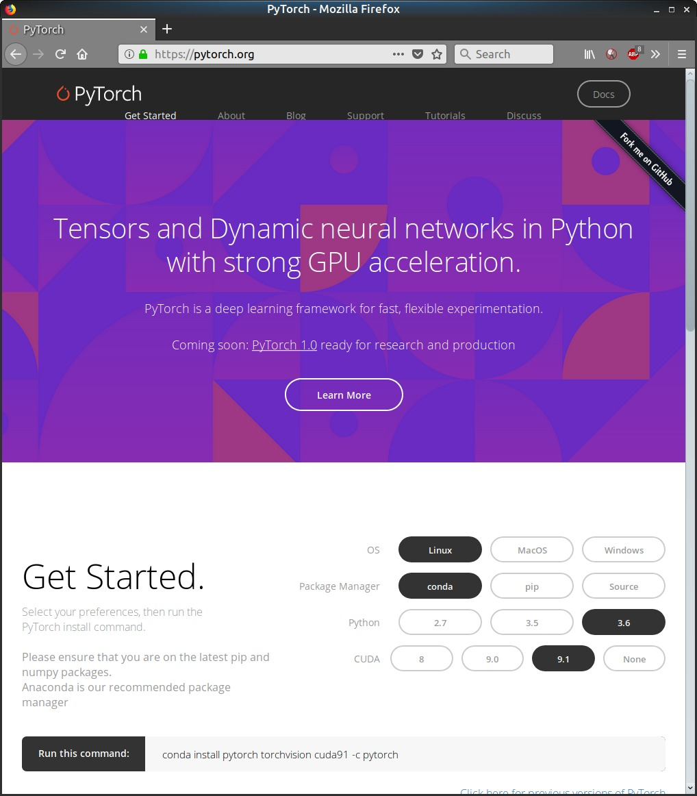 Why You Should Consider PyTorch (includes Install and a few