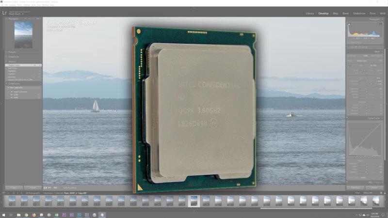 Lightroom Classic CC 2018: Core i7 9700K & i9 9900K Performance