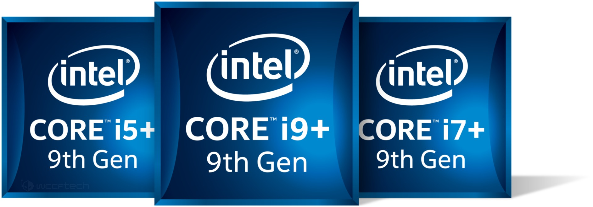 9th Gen Intel Core i9, i7, and i5 Processors