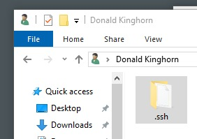 How To Use SSH Client and Server on Windows 10
