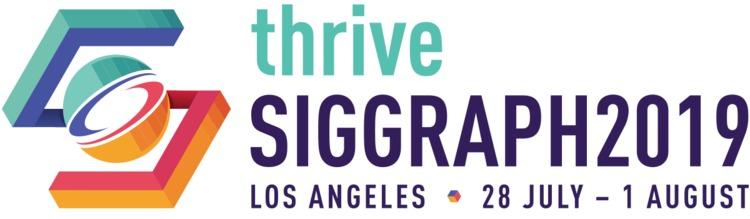 SIGGRAPH 2019 Logo