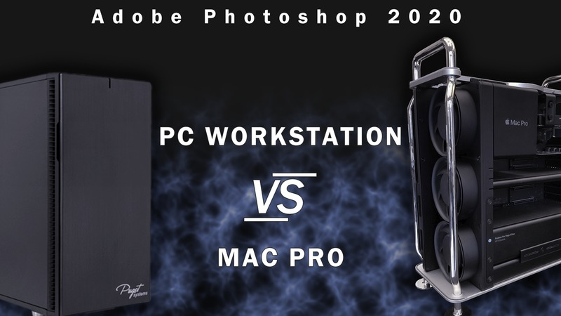 Mac Pro vs PC workstation for Adobe Photoshop