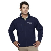 Puget Mens Navy Jacket (large)