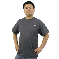 Puget Mens Grey T-shirt (small)