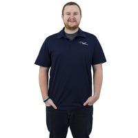 Puget Blue Polo Shirt (XXL)